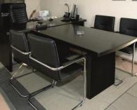 Заседателна маса за четири души