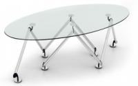 Заседателна маса от стъкло