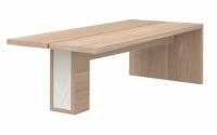 Заседателна маса със стилен дизайн