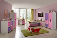 Мебели за обзавеждане на детска стая
