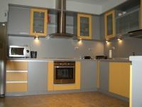 Мебели по поръчка за ъглови кухни