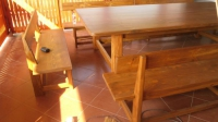 Голяма маса за градина