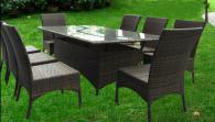 Мебели за градина от ратан по поръчка