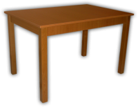 Класическа маса за ресторанти 80/80см