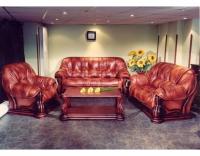 Класически комплект мека мебел