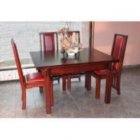 Комплект маса с 6 броя столове