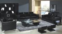 Модерен диван тройка 248/88/66,5см
