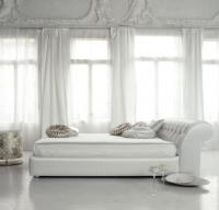 Тапицирани легла с естествена или еко кожа поръчки