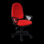 Офис стол червен