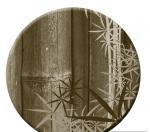Плот за маса верзалитов кръгъл