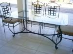 Маси и столове от кавано желязо цена