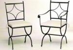 луксозни Столове за дома от ковано желязо