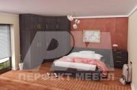 Спалня и Гардероб