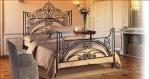 Мебели за спалня от ковано желязо продажби