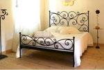 по-поръчка Легло ковано желязо по поръчка