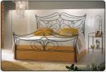 Легло ковано желязо по проект лукс