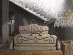 Спалня от ковано желязо по проект луксозни