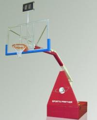 Система баскетболен кош за игра на закрито