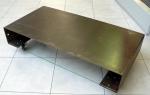 метална холна маса