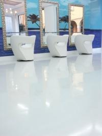 Безшевна дизайнерска подова настилка - индивидуална и уникална за Всеки клиент