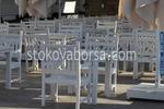 луксозни маси с пейки за заведение по поръчка
