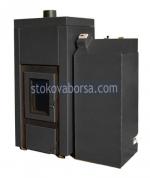 Изработка на български пелетни котли 24kW