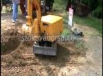 Изкопни дейности с багер