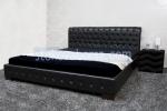 луксозно черно легло Chesterfield