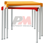Метална маса за открити пространства Пловдив