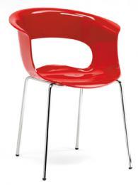 Дизайнерски столове за хотелиерството магазини