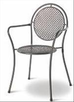 Метални хромирани столове за открито в Пловдив
