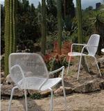 Метални хромирани столове за градината Пловдив
