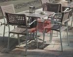 Устойчиви маси за ресторант от алуминий Пловдив