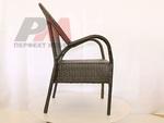 Градински стол произведен за заведения за гр.Пловдив