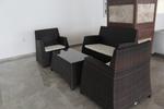 Топ качество на маси и столове от ратан за басейн