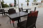 Ниски цени на маси и столове ратан за лятно заведение