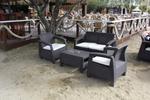 Скъпи маси и столове ратан за плаж