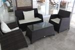 Маси и столове, произведени от ратан за интериор