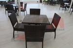 Ниски цени на столове от ратан за ресторанти