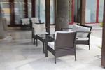 Топ качество на маси и столове от тъмен ратан