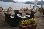 Маси и столове ратан за малко плаж