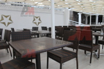 Модерни столове от ратан за ресторанти