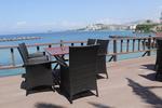 Уникални маси и столове от ратан за море