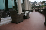 Мебели от ратан за хотел
