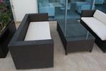 Маси и столове, произведени от черен ратан