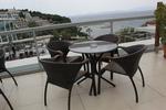 Мебели и столове от ратан за заведения