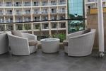 Евтини маси и столове от ратан за хотел