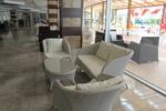 Мебели маси и столове ратан за кафене