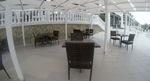 Издръжливи маси и столове ратан за кафене