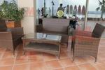 Маси и столове от ратан за Вашето заведение